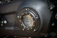 Harley Davidson Street Bob Ricks Custom Bobber 055