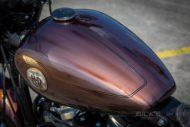 Harley Davidson Street Bob Ricks Custom Bobber 060