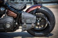 Harley Davidson Street Bob Ricks Custom Bobber 064