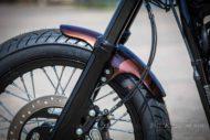 Harley Davidson Street Bob Ricks Custom Bobber 067