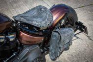 Harley Davidson Street Bob Ricks Custom Bobber 081