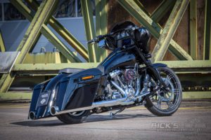 Harley Davidson Street Glide Ricks 23Zoll Custom 083