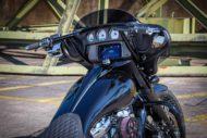 Harley Davidson Street Glide Ricks 23Zoll Custom 086