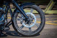 Harley Davidson Street Glide Ricks 23Zoll Custom 091
