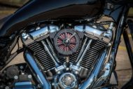Harley Davidson Street Glide Ricks 23Zoll Custom 092
