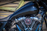 Harley Davidson Street Glide Ricks 23Zoll Custom 093