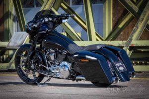 Harley Davidson Street Glide Ricks 23Zoll Custom 098