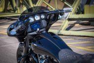 Harley Davidson Street Glide Ricks 23Zoll Custom 101