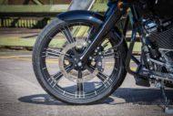 Harley Davidson Street Glide Ricks 23Zoll Custom 109