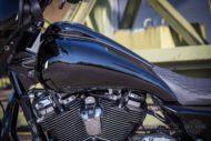 Harley Davidson Street Glide Ricks 23Zoll Custom 110