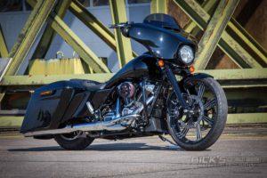 Harley Davidson Street Glide Ricks 23Zoll Custom 120