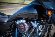 Harley Davidson Street Glide Ricks 23Zoll Custom 123