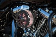Harley Davidson Street Glide Ricks 23Zoll Custom 124