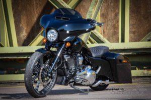Harley Davidson Street Glide Ricks 23Zoll Custom 127
