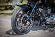 Harley Davidson Street Glide Ricks 23Zoll Custom 130