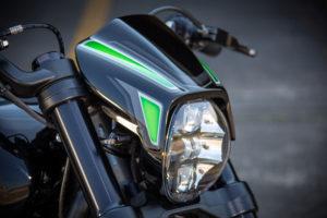 Harley Davidson FXDR Custom Ricks 004