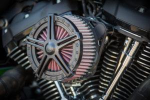 Harley Davidson FXDR Custom Ricks 016