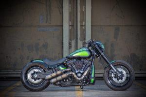 Harley Davidson FXDR Custom Ricks 018