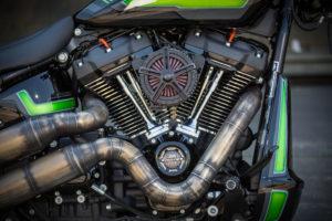 Harley Davidson FXDR Custom Ricks 024