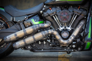 Harley Davidson FXDR Custom Ricks 025