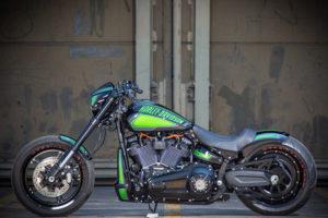 Harley Davidson FXDR Custom Ricks 056
