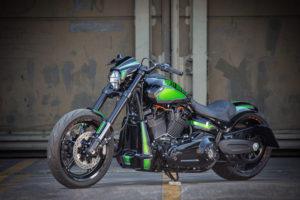 Harley Davidson FXDR Custom Ricks 064