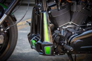 Harley Davidson FXDR Custom Ricks 068