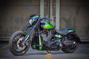 Harley Davidson FXDR Custom Ricks 071