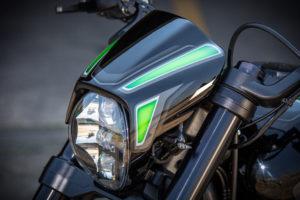 Harley Davidson FXDR Custom Ricks 073