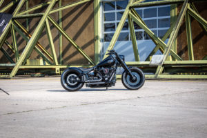 Harley Davidson Fat Boy 260 Custom Ricks 007