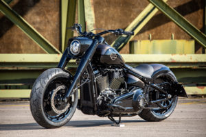 Harley Davidson Fat Boy 260 Custom Ricks 022