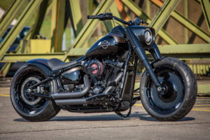 Harley Davidson Fat Boy 260 Custom Ricks 039
