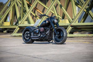 Harley Davidson Fat Boy 260 Custom Ricks 040