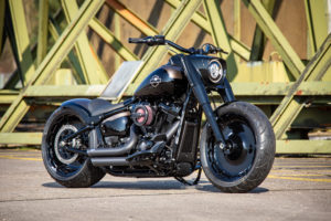 Harley Davidson Fat Boy 260 Custom Ricks 041