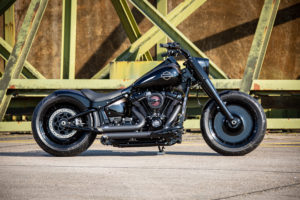 Harley Davidson Fat Boy 260 Custom Ricks 048