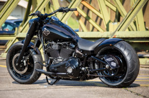 Harley Davidson Fat Boy 260 Custom Ricks 049