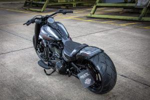 Harley Davidson Fat Boy Custom Ricks 003