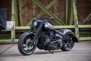 Harley Davidson Fat Boy Custom Ricks 015