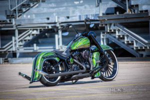 Harley Davidson M8 Chicano Ricks 086