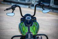 Harley Davidson M8 Chicano Ricks 093