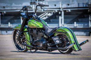 Harley Davidson M8 Chicano Ricks 098