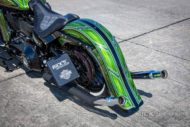 Harley Davidson M8 Chicano Ricks 104