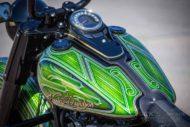 Harley Davidson M8 Chicano Ricks 105