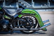Harley Davidson M8 Chicano Ricks 109
