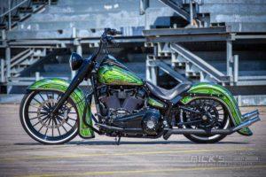 Harley Davidson M8 Chicano Ricks 114