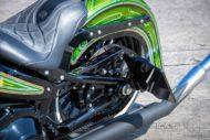 Harley Davidson M8 Chicano Ricks 118