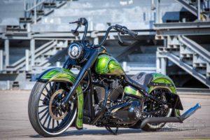 Harley Davidson M8 Chicano Ricks 121