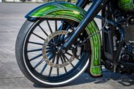 Harley Davidson M8 Chicano Ricks 126
