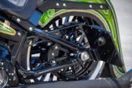 Harley Davidson M8 Chicano Ricks 128
