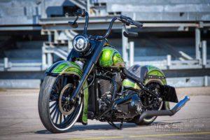 Harley Davidson M8 Chicano Ricks 129
